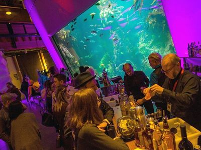 "Pretend it's not winter at the Seattle Aquarium's booze-filled, Hawaiian-themed <a href=""https://www.thestranger.com/events/42134887/after-hours-beach-party"">After Hours Beach Party</a> this Thursday."