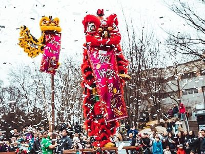 """Celebrate the Vietnamese Lunar New Year early with traditional food, crafts, martial arts performances, and more at Seattle Center's <a href=""""https://www.thestranger.com/events/42507701/tt-in-seattle"""">Tết</a> festival."""