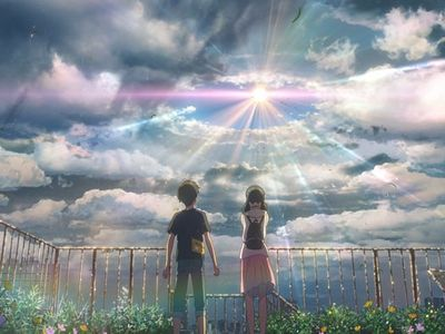 """Makoto Shinkai (<i>Your Name</i>) returns with another gorgeously animated teenage love story, <i><a href=""""https://everout.thestranger.com/movies/weathering-with-you/A24381/"""">Weathering With You</a></i>."""