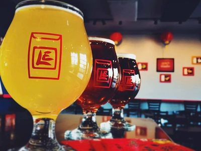 """Ballard's <a href=""""https://www.thestranger.com/events/42453588/chinese-new-year-releases"""">Lucky Envelope Brewing</a> will celebrate the Chinese New Year with special beer releases this weekend, plus 88 lucky red envelope giveaways each day."""