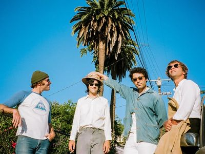 """LA-based quartet <a href=""""https://www.thestranger.com/events/40847788/allah-las-mapache-tim-hill"""">Allah-Las</a> will bring their surfy sounds to Neumos on Friday."""
