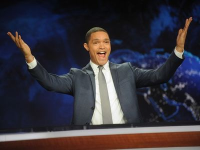 """Jon Stewart's <i>Daily Show</i> successor <a href=""""https://www.thestranger.com/events/40124923/trevor-noah-loud-and-clear"""">Trevor Noah</a> will offer fresh slants on timely topics this Friday in Tacoma."""
