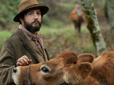 "Mushroom hunting, frontiersman drama, and the gentle clip-clop of hoofed creatures abound in Kelly Reichardt's <a href=""https://everout.com/stranger-seattle/events/first-cow/e32740/""><i>First Cow</i></a>. SIFF's virtual screenings, available as of Thursday evening, include a pre-taped Q&A with the director."