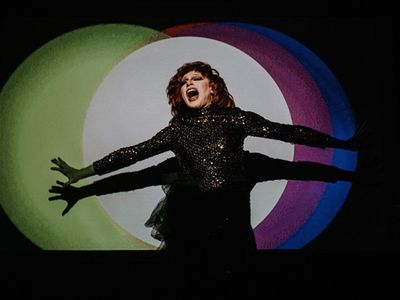 "The glamorous Betty Wetter will host Thursday's virtual edition of <a href=""https://everout.com/stranger-seattle/events/tush/e33021/"">TUSH!</a>, aka the pinnacle of rowdy, uncategorizable drag nights. (P.S. You can also catch her on Zoom every Tuesday for <a href=""https://everout.com/events/bedroom-bingo-with-betty-wetter-and-cookie-couture/e24169/"">Bedroom Bingo</a> with Cookie Couture.)"