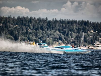 "Instead of an in-person festival in Genesee Park, <a href=""https://everout.com/events/classic-thunder-the-seafair-hydros-special/e33794/"">Virtual Seafair Weekend</a> activities will include a Saturday-night retrospective special on KING 5, featuring footage from hydroplane races and Blue Angels shows from years past. Plus, on Sunday, tune in to a livestreamed, virtual hydroplane race."