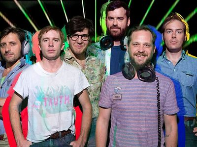 """Dr. Dog's <a href=""""https://www.thestranger.com/events/41694915/dr-dog-michael-nau"""">Valentine's Day show</a> at the Neptune is sold out, but don't worry—you can still catch the exuberant Philly ensemble earlier in the day (and for free!) at <a href=""""https://www.thestranger.com/events/42719730/dr-dog-live-on-kexp"""">KEXP</a>."""