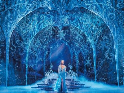 """The Tony-nominated Broadway rendition of Disney's <a href=""""https://www.thestranger.com/events/39794661/disneys-frozen""""><i>Frozen</i></a> wraps up its run at the Paramount this week. Go for the expanded score and special effects, stay for the dramatic hand gestures."""
