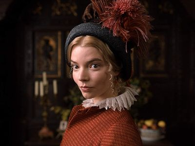 "Let Anya Taylor-Joy pierce your heart with those saucy saucer eyes in <i><a href=""https://everout.thestranger.com/movies/emma/a25776/"">Emma.</a></i>"