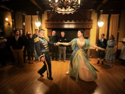 "Don't miss <i><a href=""https://www.thestranger.com/events/42512427/last-days-of-the-tsars"">Last Days of the Tsars</a></i>, an immersive theater production about the twilight of the Romanovs. In light of COVID-19, the production company assures guests: ""With a maximum of 60 audience members a night, our house size is well below the 250-person cap in Washington State, and our guests are spread across three floors of the Stimson-Green Mansion for the majority of the night as well."""