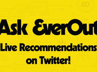 """Follow us <a href=""""https://twitter.com/everoutseattle"""">@everoutseattle</a> for live recommendations this Thursday, March 25, at noon! Have a request already? Submit it below!"""