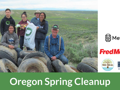 Oregon Spring Cleanup