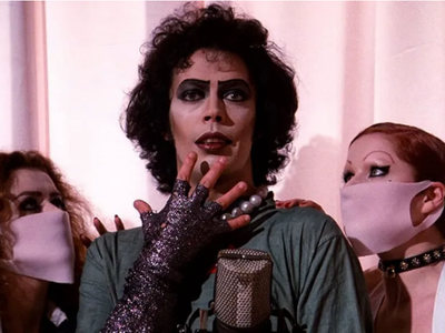 """Portland's longest-running <a href=""""https://everout.com/portland/events/rocky-horror-picture-show/e99377/""""><em>Rocky Horror Picture Show</em></a>&nbsp;venue, the Clinton Street Theater, returns this Saturday with a reduced-capacity show."""