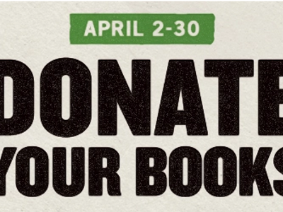 Powell's Used Book Drive
