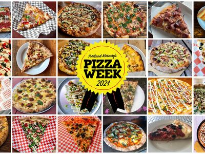 The Portland Mercury's Pizza Week 2021 Guide: All the Slices!