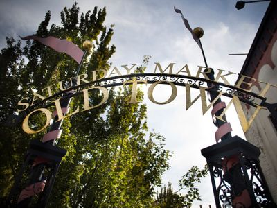"""The <a href=""""https://everout.com/portland/locations/portland-saturday-market/l28075/"""">Portland Saturday Market</a> returns for its 48th season this weekend! Mask up and get yourself some tie-dye."""