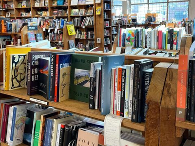 """Stop by <a href=""""https://www.thestranger.com/locations/24980/elliott-bay-book-company"""">Elliott Bay Book Company</a> for daily in-person shopping, or continue ordering online for curbside pickup and delivery."""