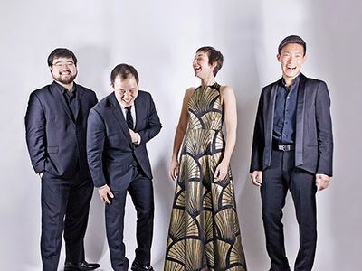"The Grammy-winning <a href=""https://everout.com/portland/events/parker-quartet-inventive-inspired-chamber-music-northwest/e99940/"">Parker Quartet</a> will perform live on the virtual Chamber Music Northwest stage this Saturday."