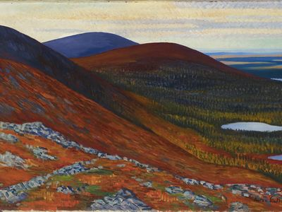Among Forests and Lakes: Landscape Masterpieces from the Finnish National Gallery