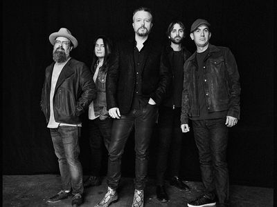 Jason Isbell and The 400 Unit with Lucinda Williams