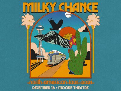 Milky Chance North American Tour 2021