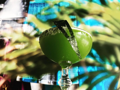 "For <a href=""https://everout.com/portland/events/margarita-week/e100051/"">Portland Margarita Week</a>, the self-proclaimed ""Michelin-starred dive bar"" <a href=""https://everout.com/portland/locations/bit-house-collective/l40200/"">Bit House Collective</a> is featuring the ""Wasabi Rocket-ita"" (Patron Silver, Damiana Liqueur, arugula, wasabi, citrus, and nori)."