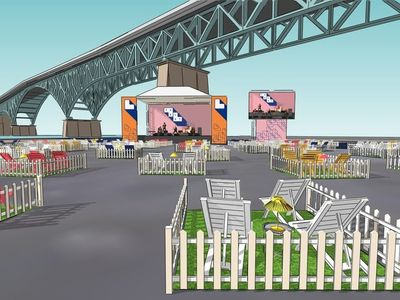 MUSIC + MOVIES at The Lot at Zidell Yards