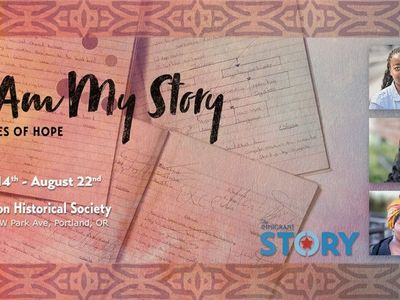 I Am My Story: Voices of Hope