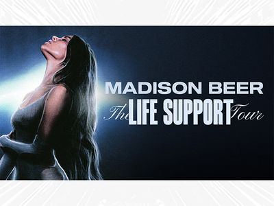 Madison Beer: Life Support Tour
