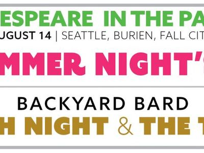 GreenStage's Shakespeare in the Park