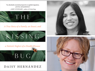 Daisy Hernández in Conversation With Amy Stewart