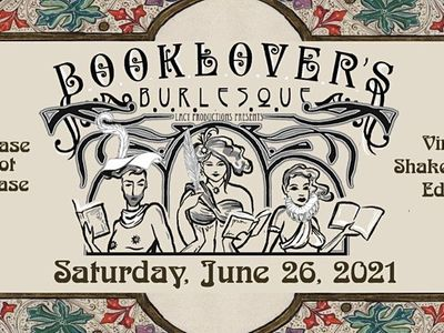 Booklover's Burlesque: To Tease or Not to Tease