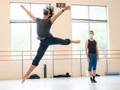 """Part performance, part celebration, part reunion, <a href=""""https://everout.com/portland/events/obt-live/e100323/"""">Oregon Ballet Theatre LIVE</a> at OMSI will premiere two new programs thematically inspired by the joy of reconnection."""
