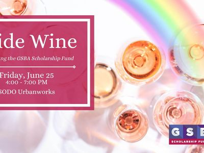 Pride Wine with GSBA