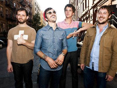 """Catch Portland-based indie-rock outfit Portugal. The Man <a href=""""https://everout.com/portland/events/music-millennium-presents-record-store-day-drop-1/e101213/"""">signing records</a> at Music Millennium at 2 pm on Saturday!"""