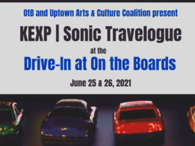 Drive-In at On the Boards: KEXP | Sonic Travelogue