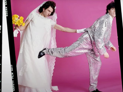 """A prolific and highly wacky pop duo gets its own doc with Edgar Wright's <a href=""""https://everout.com/seattle/events/the-sparks-brothers/e101361/""""><em>The Sparks Brothers</em></a>, playing at various theaters."""