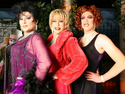 """Portland's Superstar Divas will glam it up for their <a href=""""https://everout.com/portland/events/the-superstar-divas-mega-pride-show/e101378/"""">Mega-Pride Show</a> at CC Slaughters this Sunday."""