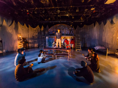 """You have until June 30 to experience Portland's&nbsp;Artist Repertory Theatre's audio drama <a href=""""https://everout.com/portland/events/magellanica-audio-drama/e36702/""""><em>Magellanica</em></a>, set at a South Pole Research Station in 1986."""