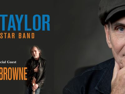 James Taylor and His All-Star Band ft. Jackson Browne