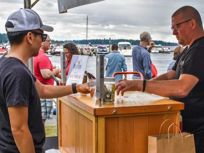 """Missed booze festivals? They're back, and we're giving away tickets to three of them, including the <a href=""""https://everout.com/seattle/events/sails-ales-beer-fest/e101500/"""">Sails &amp; Ales Beer Fest</a> in July."""
