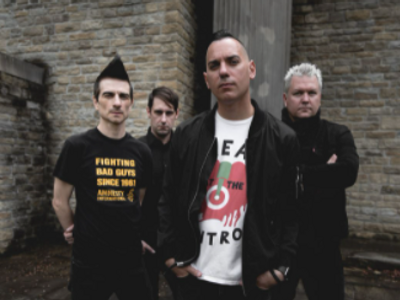 Anti-Flag, Dog Party, Grumpster, Oxymorrons