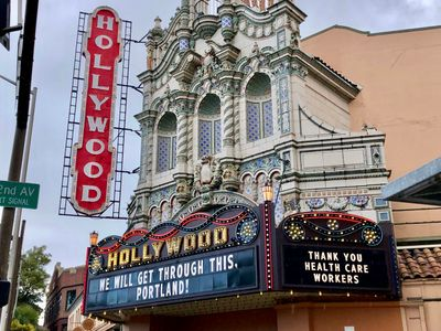 """Portland landmark <a href=""""https://everout.com/portland/theaters/hollywood-theatre/l27766/"""">Hollywood Theatre</a> reopens tonight with a screening of Questlove&rsquo;s documentary <a href=""""https://everout.com/portland/events/summer-of-soul/e102068/""""><em>Summer of Soul</em></a>."""