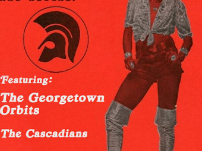 Georgetown Orbits with the Cascadians +the Dispensers
