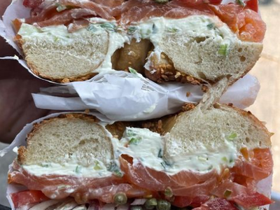 """Now you can start the day off with a cream-cheese slathered bagel from <a href=""""https://everout.com/stranger-seattle/locations/loxsmith-bagels/l15277/"""">Loxsmith</a>'s new <a href=""""https://everout.com/seattle/locations/loxsmith-bagels/l40072/"""">Bagel Bodega</a> inside <a href=""""https://everout.com/stranger-seattle/locations/nacho-borracho/l16323/"""">Nacho Borracho</a>."""