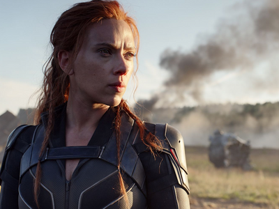 """Marvel's <a href=""""https://everout.com/seattle/events/black-widow/e102338/""""><em>Black Widow</em></a> is playing in theaters and on Disney+."""
