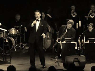 Joey Jewell's Tribute to Sinatra at the Sands
