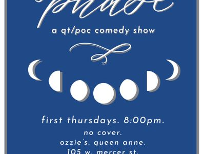 Just a Phase: a qt/poc comedy show