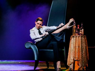 """The <a href=""""https://everout.com/seattle/events/the-seattle-boylesque-festival/e101462/"""">Seattle Boylesque Festival</a> returns to the Triple Door this weekend for tantalizing, gender-bendy fun."""