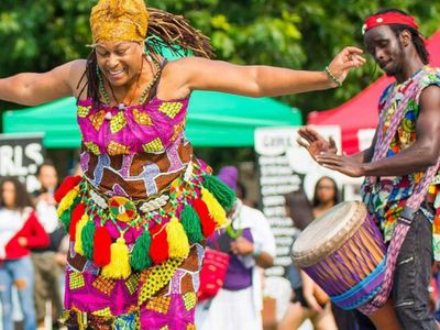 """Umoja Fest's annual <a href=""""https://everout.com/seattle/events/umoja-day-of-unity-parade-march/e103100/"""">Day of Unity Parade &amp; March</a> returns to the Central District on Saturday for a celebration of Black diaspora culture in the Northwest."""