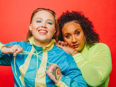"""Hip-hop duo Blimes &amp; Gab is part of the stacked lineup at the <a href=""""https://everout.com/seattle/events/refill-live-block-party-live-stream/e103229/"""">Refill Live Block Party</a> in South Lake Union this Sunday."""